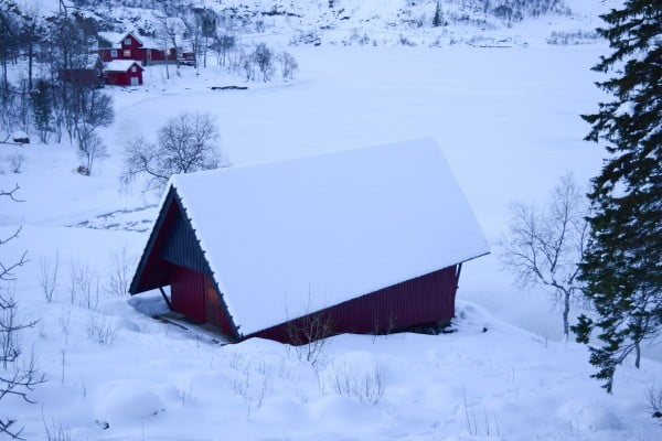 NORVEGIA LOW COST: ALLOGGI CHEAP ALLE ISOLE LOFOTEN E VESTERÅLEN