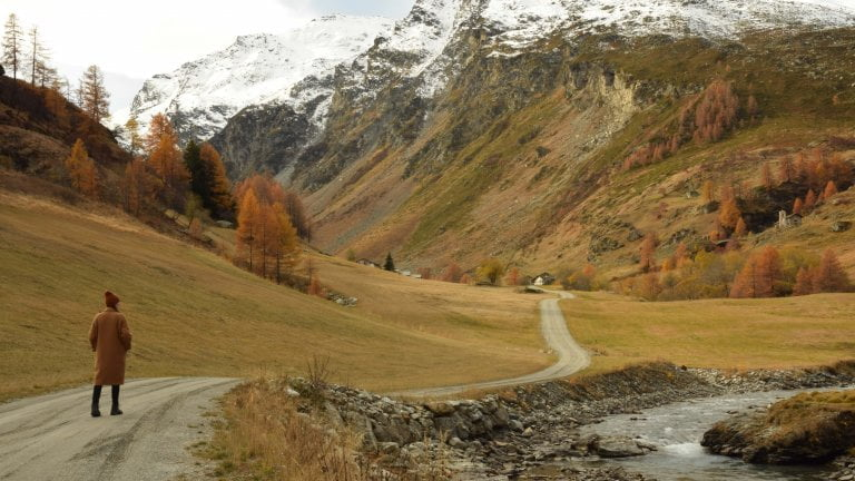 Valgrisenche in autunno