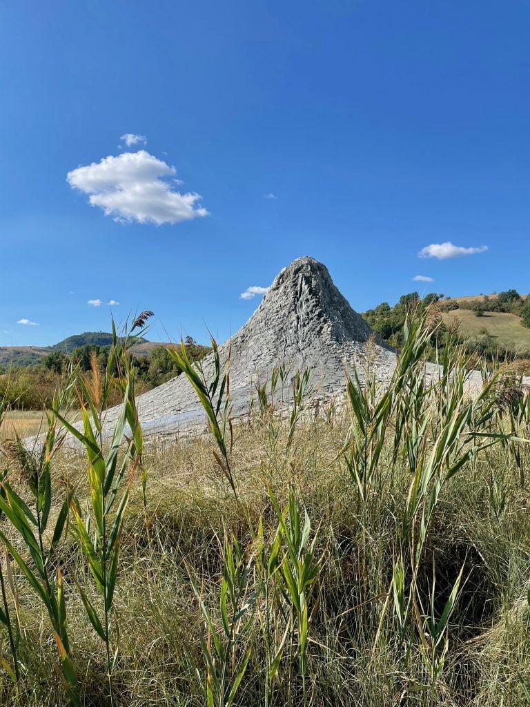 Gite fuori porta a Modena: vulcanetto di fango